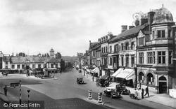 Market Place 1937, Carlisle