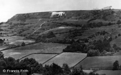 Carlton Husthwaite, The White Horse c.1955