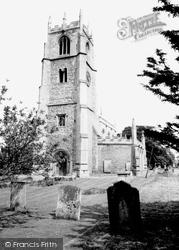 Carlton In Lindrick, Church Of St John The Evangelist c.1965