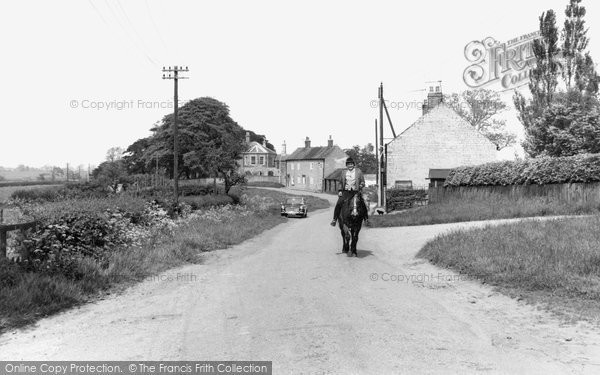 Photo of Carlton In Lindrick, Wigthorpe c.1965
