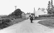 Carlton-In-Lindrick, Wigthorpe c1965