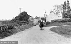 Carlton In Lindrick, Wigthorpe c.1965