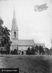 Church 1909, Carlton-on-Trent
