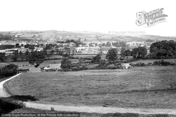 Photo of Carmarthen, 1890