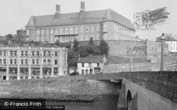 County Hall 1959, Carmarthen