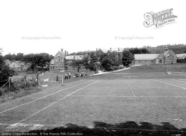 Carmarthen, County School and Grammar School 1925