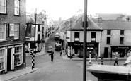 Carmarthen, Dark Gate 1962