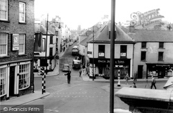 Carmarthen, Dark Gate 1962