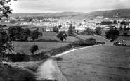 Carmarthen, General View 1890