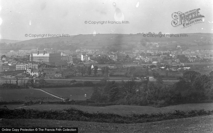 Photo of Carmarthen, General View 1949