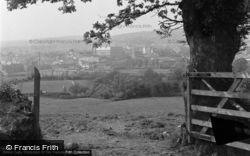 General View 1949, Carmarthen