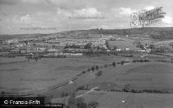 General View 1962, Carmarthen