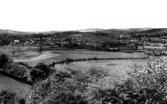 Carmarthen, Horse Shoe Bend, River Towy 1962