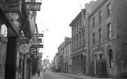 Carmarthen, King Street c.1950