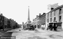 Carmarthen, Lammas Street 1893