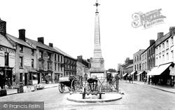 Carmarthen, Lammas Street 1925