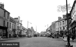 Carmarthen, Lammas Street 1949