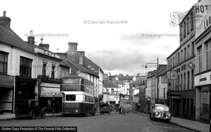 Photo of Carmarthen, Lammas Street 1950