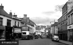 Carmarthen, Lammas Street 1950