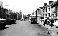 Carmarthen, Lammas Street c.1950