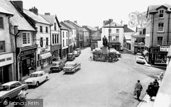 Carmarthen, Notts Square 1962
