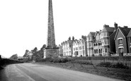 Carmarthen, Picton Monument 1959