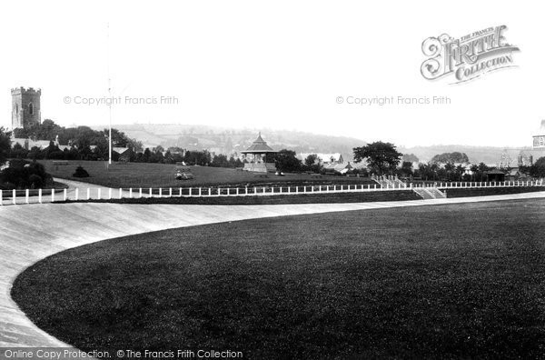 Photo of Carmarthen, Recreation Ground 1910