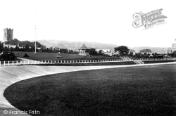 Carmarthen, Recreation Ground 1910