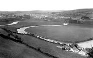 Carmarthen, River Towy 1890