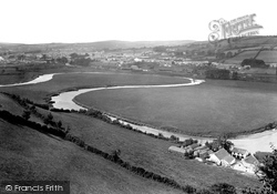 Carmarthen, River Towy 1890