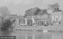 Carmarthen, Riverside 1962