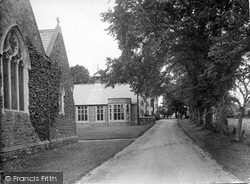 Carmarthen, South Wales Training College 1925