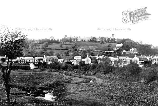 Carmarthen, the Asylum 1898