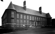 Carmarthen, The County Council Offices 1949