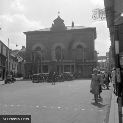 The Guildhall 1949, Carmarthen