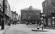 Carmarthen, The Guildhall 1959