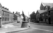 Carmarthen, The Old Oak 1959