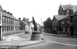 Carmarthen, The Old Oak 1959