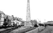 Carmarthen, The Picton Memorial 1949