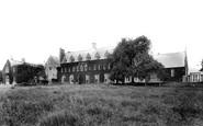Carmarthen, The Training College 1906