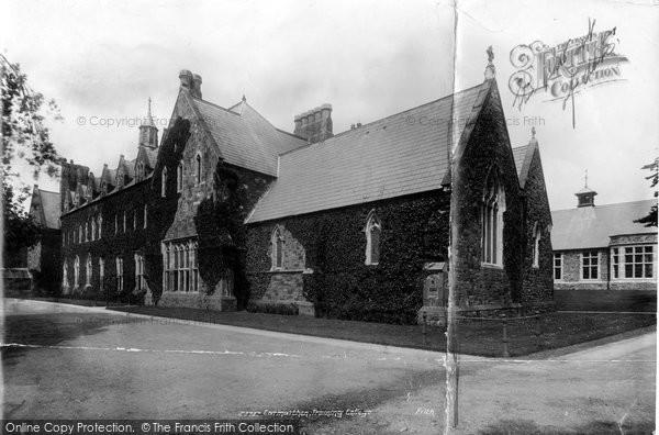 Photo of Carmarthen, Training College 1906
