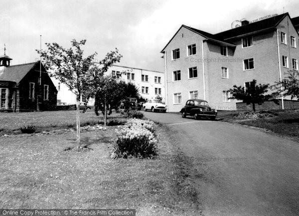 Photo of Carmarthen, Trinity College 1962