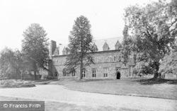Carmarthen, Trinity College c.1950