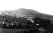Carn Brea, 1890