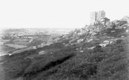 Carn Brea, Castle 1906