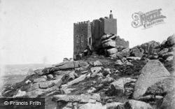 The Castle c.1880, Carn Brea