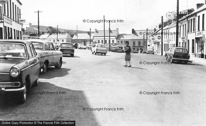 Photo of Carndonagh, The Diamond c.1960