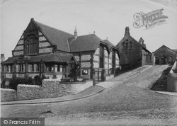Carnforth, Congregational Church 1906