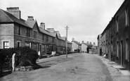 Carnforth, Kellet Road 1906