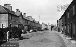 Carnforth, Kellet Road 1906